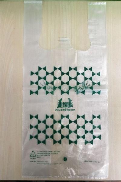 一点点塑料袋定制案例