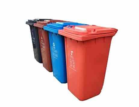 50L分类垃圾桶